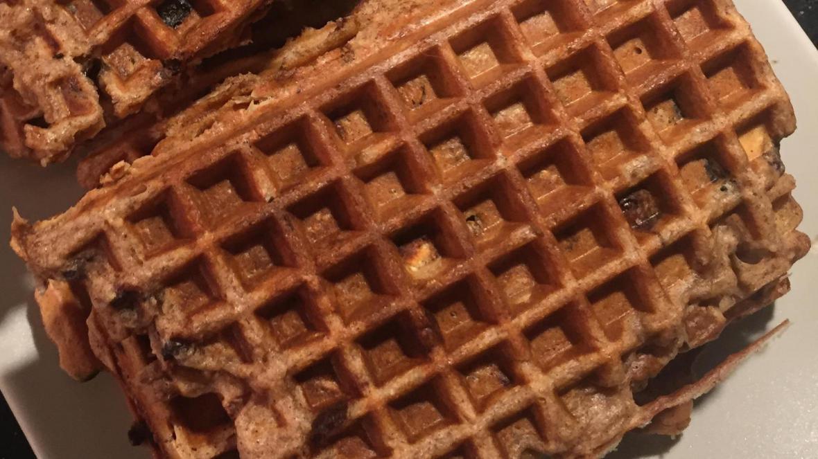 Granolawafels - Granolawafels